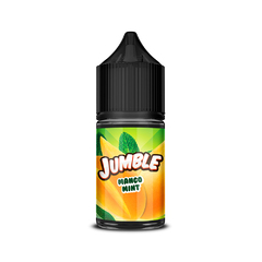 Jumble Salt Mango Mint 30мл (40мг) - Жидкость для Электронных сигарет