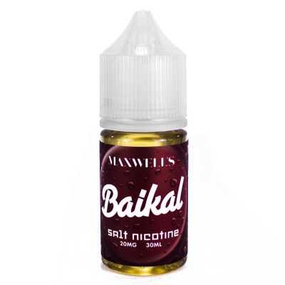 Maxwell's Baikal Salt 30мл (20мг) - Жидкость для Электронных сигарет