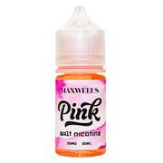 Maxwells Salt Pink 30мл (12) - Жидкость для Электронных сигарет