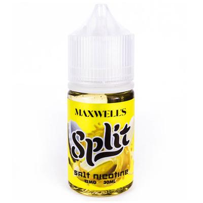 Maxwell's Salt Split 30мл (12мг) - Жидкость для Электронных сигарет
