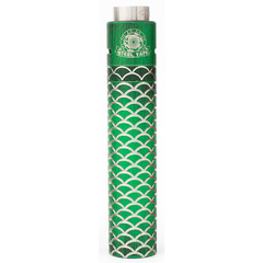 Механический Мод Mozaic Mod Sebone + Sebone Cap v2 RDA (Зеленый, Золотой) Clone