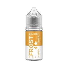 Frost Salt Melon Peach 30мл (45мг) - Жидкость для Электронных сигарет