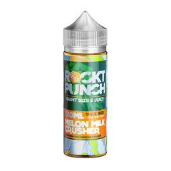 Rockt Punch Melon Milk Crusher 120мл (3мг) - Жидкость для Электронных сигарет