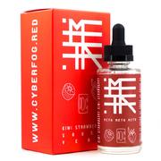 Meta Kiwi Strawberry Sause 50мл (3мг) - Жидкость для Электронных сигарет
