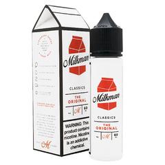 Milkman Original 60мл (3мг) - Жидкость для Электронных сигарет
