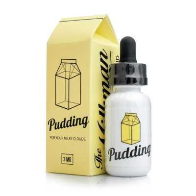 Жидкость для Электронных сигарет Milkman Pudding 30мл (3) (Clone)