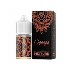 Mixture Chill Salt Orange 30мл (36мг) - Жидкость для Электронных сигарет