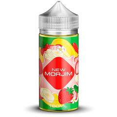 Morjim NEW Землинично-банановый смузи 100мл (3мг) - Жидкость для Электронных сигарет