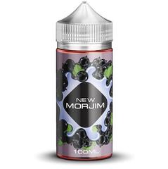 Morjim NEW Морс с черной смородиной 100мл (3мг) - Жидкость для Электронных сигарет