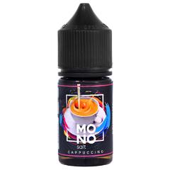 Mono Salt Cappuccino 30мл (25мг) - Жидкость для Электронных сигарет