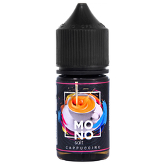 Mono Salt Cappuccino 30мл (50мг) - Жидкость для Электронных сигарет