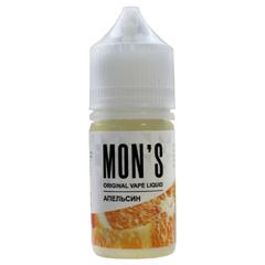 Mons Апельсин 30мл (18мг) - Жидкость для Электронных сигарет