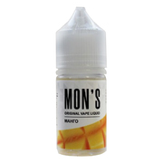 Mons Манго 30мл (12) - Жидкость для Электронных сигарет