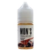 Mons Медовый Табак 30мл (12) - Жидкость для Электронных сигарет
