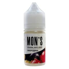 Mons Смородина 30мл (6мг) - Жидкость для Электронных сигарет