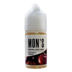 Mons Вишнёвый Табак 30мл (12мг) - Жидкость для Электронных сигарет