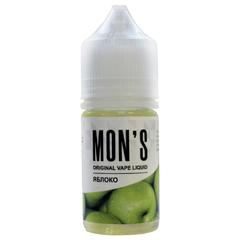 Mons Яблоко 30мл (12мг) - Жидкость для Электронных сигарет