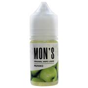 Mons Яблоко 30мл (18мг) - Жидкость для Электронных сигарет