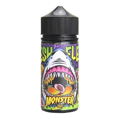 Monster Fresh Flesh 100мл (3мг) - Жидкость для Электронных сигарет