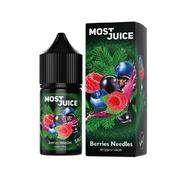 Most Juice Salt Berries Needles 30мл (20мг) - Жидкость для Электронных сигарет