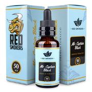 Mr Captain Black French Tobacco 50мл (3) - Жидкость для Электронных сигарет