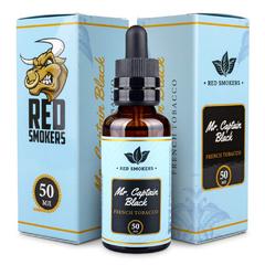 Mr Captain Black French Tobacco 50мл (3мг) - Жидкость для Электронных сигарет
