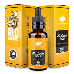 Mr Captain Black Gold Medal 50мл (3мг) - Жидкость для Электронных сигарет