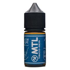 Mtl Tobacco Halva 30мл (18мг) - Жидкость для Электронных сигарет