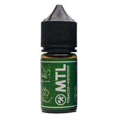Mtl Tobacco Pistachio 30мл (18мг) - Жидкость для Электронных сигарет