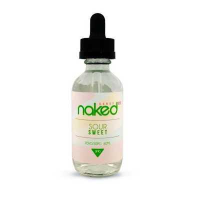 Naked Sour Sweet 60мл (0) - Жидкость для Электронных сигарет (clone)