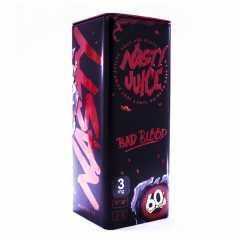 Nasty Juice Bad Blood 60мл (3) - Жидкость для Электронных сигарет (Clone)