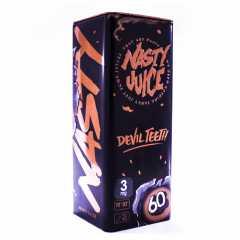Nasty Juice Devil Teeth 60мл (3) - Жидкость для Электронных сигарет (Clone)
