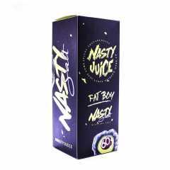 Nasty Juice Fat Boy Salt 60мл (35мг) - Жидкость для Электронных сигарет (Clone)