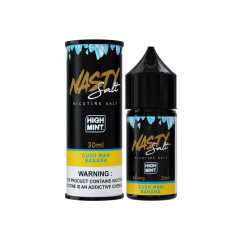Nasty Juice Highmint Salt Mango Banana 30мл (20) - Жидкость для Электронных сигарет