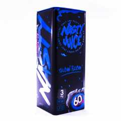 Nasty Juice Slow Blow 60мл (3мг) - Жидкость для Электронных сигарет (Clone)