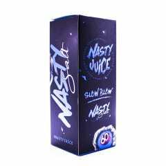 Nasty Juice Slow Blow Salt 60мл (35мг) - Жидкость для Электронных сигарет (Clone)