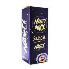 Nasty Juice Sour Che Salt 60мл (35мг) - Жидкость для Электронных сигарет (Clone)