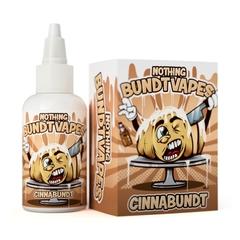 Nothing Bundt Vapes Cinnabundt 60мл (3мг) - Жидкость для Электронных сигарет