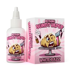 Nothing Bundt Vapes White Razz 60мл (3мг) - Жидкость для Электронных сигарет