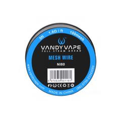 Катушка Vandy Vape Нихром 100 mesh (1,5 метров)
