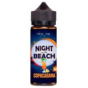 Night On The Beach Copacabana 120мл (3мг) - Жидкость для Электронных сигарет