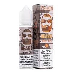 Beard Vape Co. №00 60ml (3) - Жидкость для Электронных сигарет