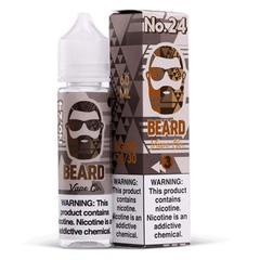 Beard Vape Co. №24 60ml (3mg) - Жидкость для Электронных сигарет