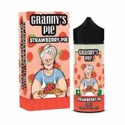 Vape Breakfast Grannys Pie Strawberry 120мл (3мг) - Жидкость для Электронных сигарет