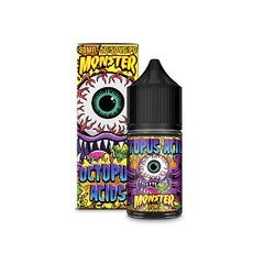 Monster Salt Octopus Acids 30мл (20мг) - Жидкость для Электронных сигарет
