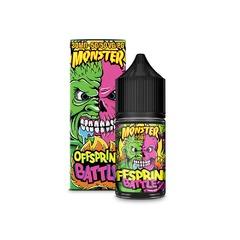 Monster Salt Offspring Battle 30мл (45мг) - Жидкость для Электронных сигарет