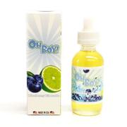 Oh Boy Blueberry Limeade 60мл (3мг) - Жидкость для Электронных сигарет (Clone)