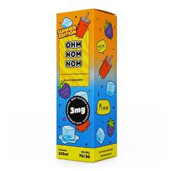 Ohm Nom Nom Summer Black Sodaberg 120мл (3мг) - Жидкость для Электронных сигарет