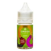 Omega Salt Dappy 30мл (24мг) - Жидкость для Электронных сигарет