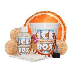 Ice Box Orange Cream 120мл (3мг) - Жидкость для Электронных сигарет